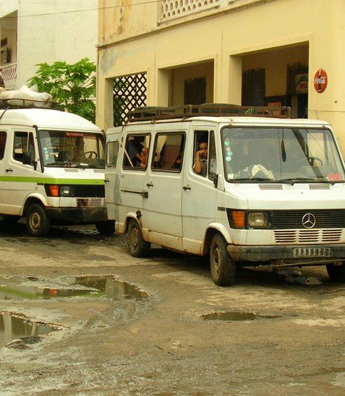 Le Taxi Brousse