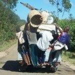 Taxi Brousse de l'Est