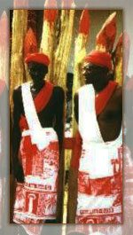 Bain des reliques royales Sakalava(Fitampoha)