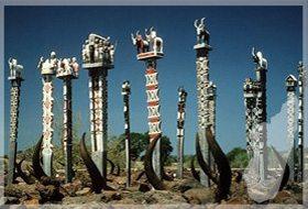 Les aloalo de Madagascar