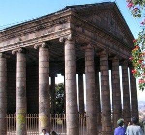 Le palais de justice de Ranavalona II (Ambatondrafandrana)