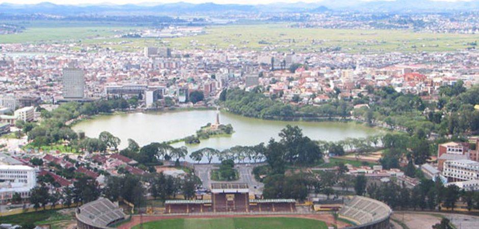 Antananarivo – la ville basse