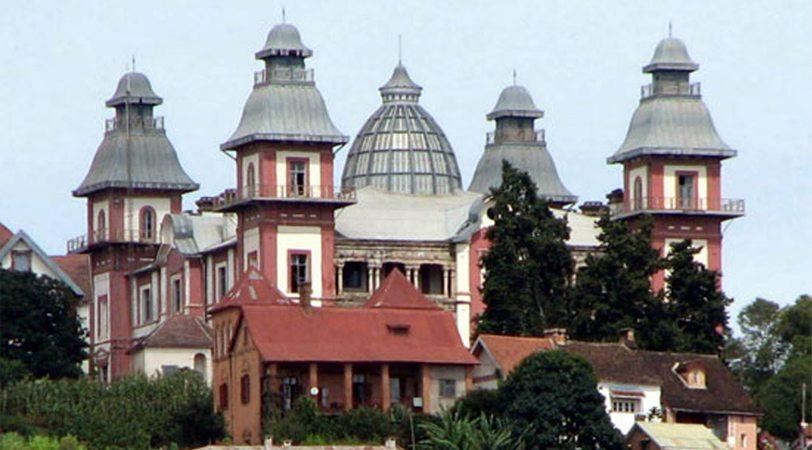 Antananarivo – la ville haute