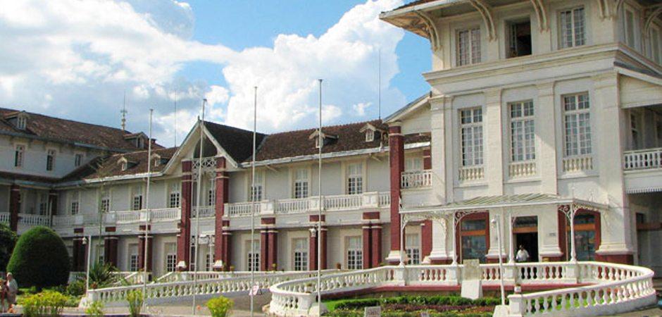L'architecture coloniale