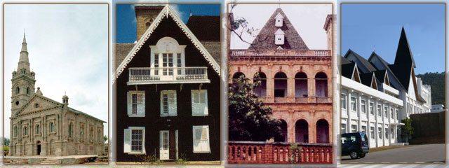 Architecture contemporaine madagascar island for Maison traditionnelle malgache