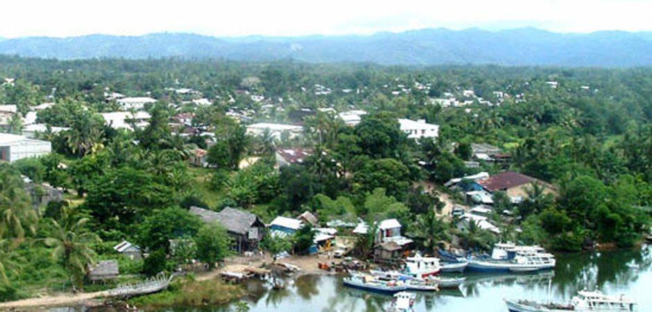 La baie de Antongil