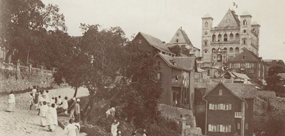 Madagascar pendant la période coloniale