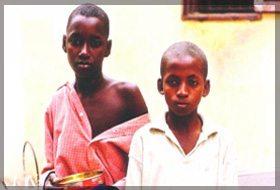 Le soif de vivre des enfants de la rue