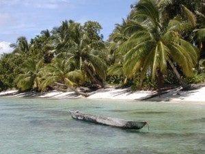 Plage du Nord-Est de Madagascar