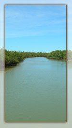 Le fleuve pour signifier la régénération du pouvoir