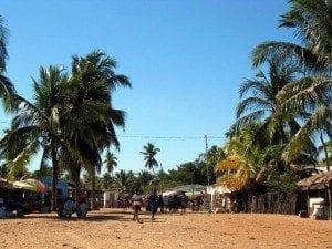 Le petit village de Katsepy
