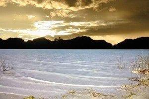 Le lac salé de Tsimanampetsotsa