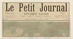 Le Petit Journal (Madagascar en juin 1895)