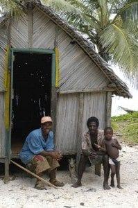 Maison en coco