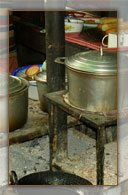 Préparation des repas Malagasy
