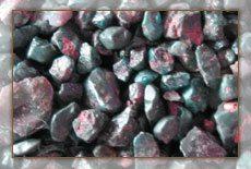 Mines de Saphirs à Tsihombe