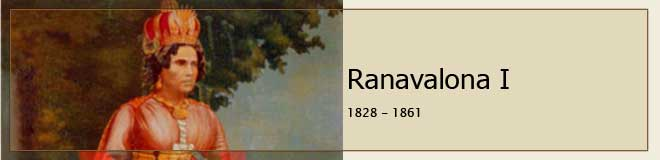 Ranavalona Ière