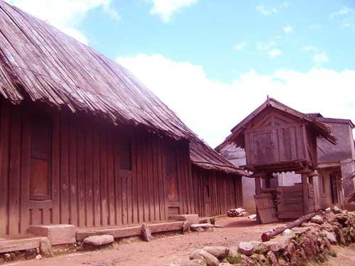 Dans l'Ouest de Madagascar, les Sakalava