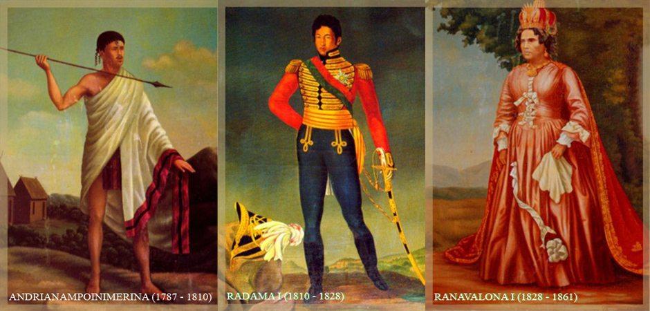 Les Royaumes de Madagascar