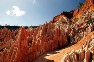 Le Tsingy rouge