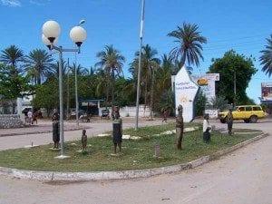 La Place de l'Indépendance à Tuléar