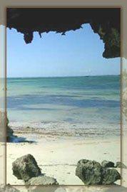 Les rochers de la plage d'Andavadoaka