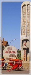Antsirabe : place de l'indépendance