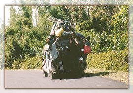 Moyen de transport vers Sambava