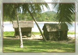 Village côtier d'Antalaha