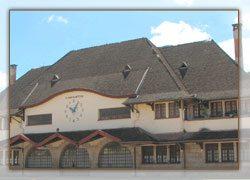 Gare de train de Fianarantsoa