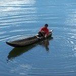 La pêche artisanale dans le Lac Itasy