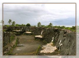 Manda Fort à Foulpointe