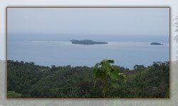 Vue panoramique du Parc National de Mananara-Nord