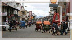 Moramanga : carrefour entre Antananarivo, Tamatave et le lac Alaotra.