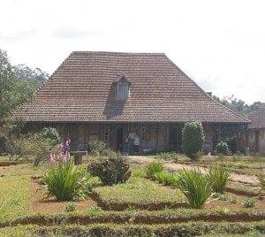 Musée de Jean Laborde à Mantasoa
