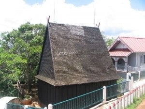 Le palais d'Andrianampoinimerina à Ambohimanga