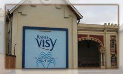 Usine Ranovisy à Antsirabe