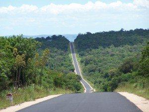 Route vers Sakaraha