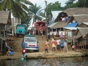 Soanierana Ivongo, le village