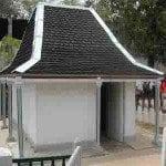 la chambre mortuaire de Ranavalona