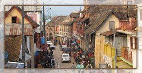 Ville haute de Fianarantsoa