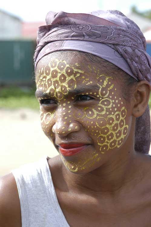 Découvrir - Masque de beautés